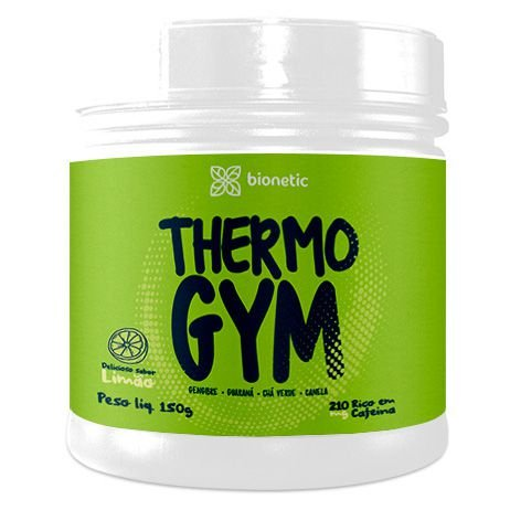 Thermo Gym Termogênico 150 g – Bionetic
