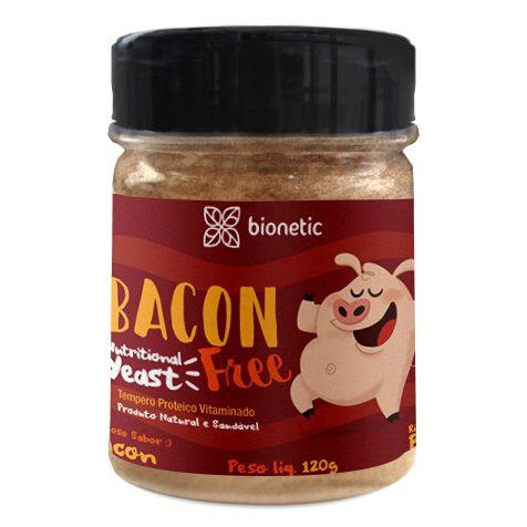 Nutritional Yeast (Levedura Nutricional) Bacon Free 120 g – Bionetic