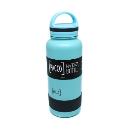 Garrafa Térmica Hermética Hydra Bottle Turquesa 950ml – Pacco