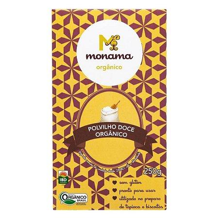 Polvilho Doce Orgânico 250 g – Monama