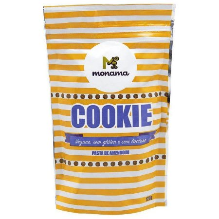 Cookie de Pasta de Amendoim Orgânico 120 g – Monama