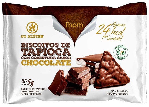 Biscoito Tapioca e Chocolate 5 g – Fhom