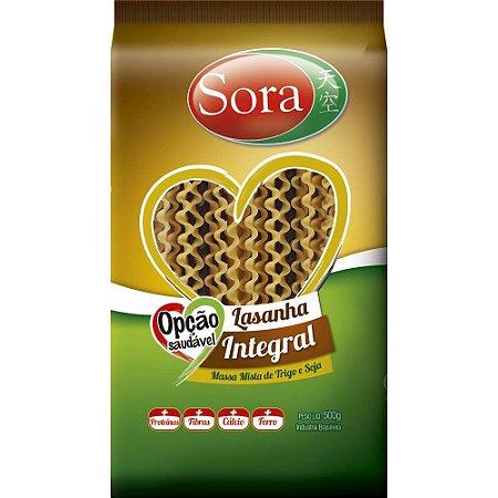Lasanha Integral 500 g – Sora