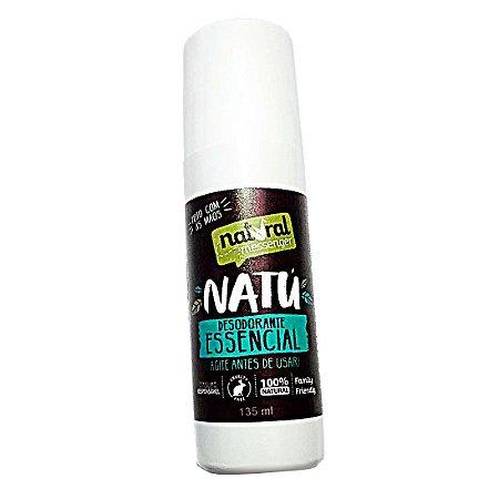 Desodorante Essencial 135 ml - Natural Messenger