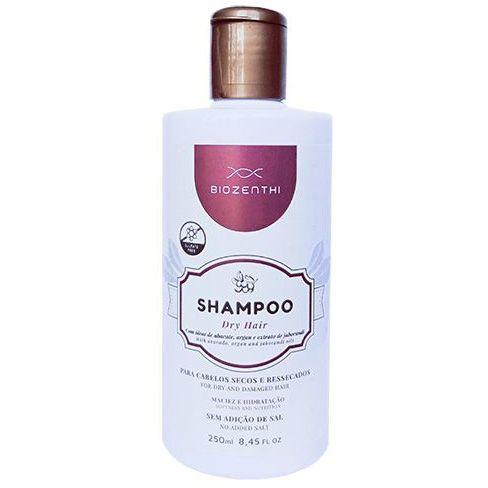 Shampoo Dry Hair Secos e Ressecados - Biozenthi
