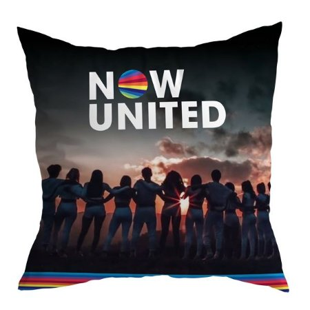 Almofada Now United - Beautiful Life