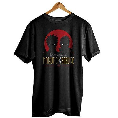Camiseta Naruto - Sasuke
