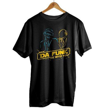 Camiseta DJ - May Da Funk Be With You
