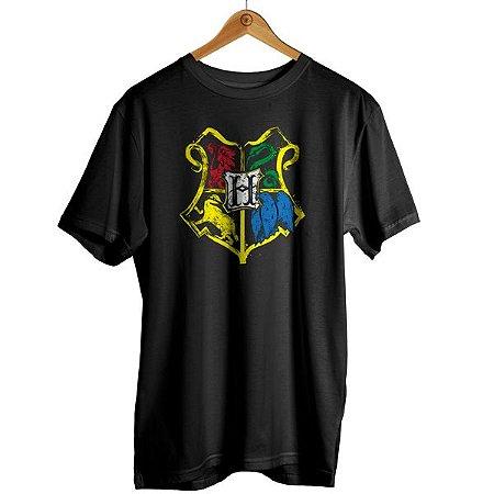Camisetas Harry Potter - Hogwarts Animais