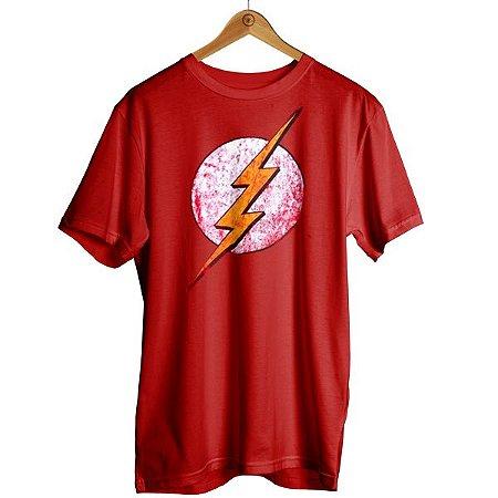 Camiseta Flash - Vintage