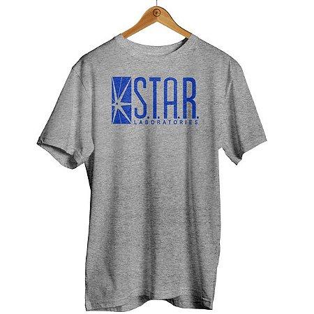 Camiseta Flash - Laboratórios STAR