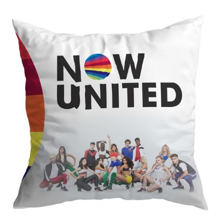 Almofada Now United - Logo