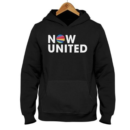 Moletom Now United Logo