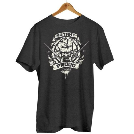 Camiseta Tartarugas Ninja