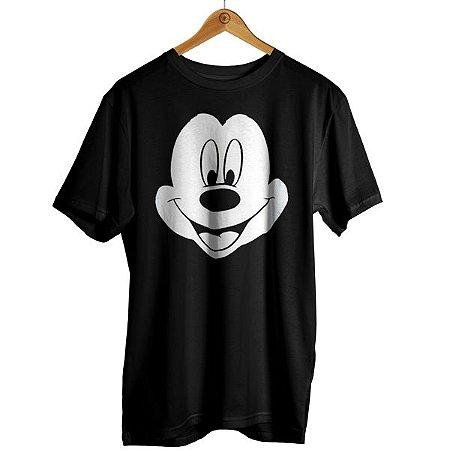 Camiseta Mickey Disney - Face