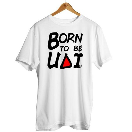 Camiseta Born To Be UAI
