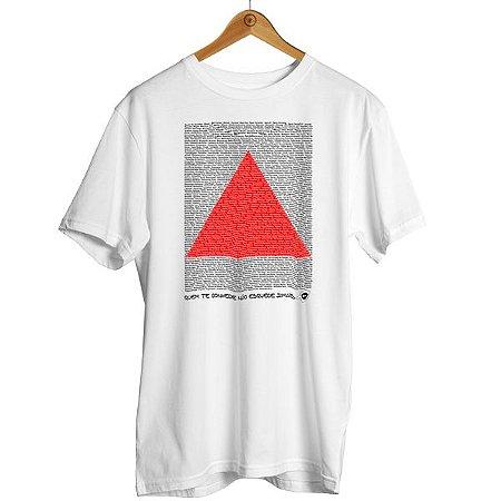 Camiseta Cidades de Minas - Bandeira