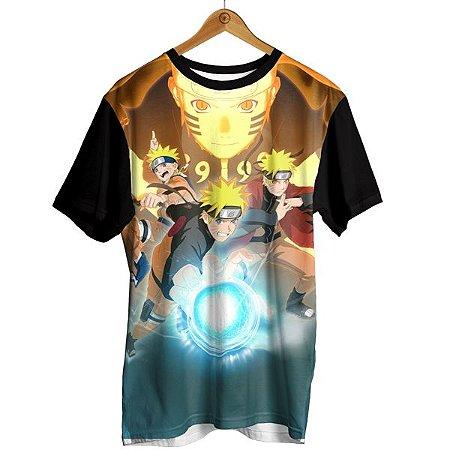 Camiseta Naruto - Shippuden