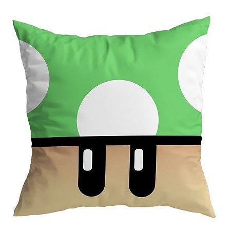Mario - Cogumelo Verde