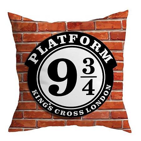 Almofada Harry Potter - Plataforma 9 ¾