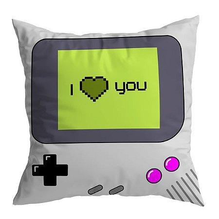 Almofada Game Boy