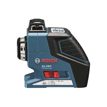 Nível Laser de Linhas GLL 3-80 P Professional Bosch