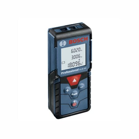 Medidor laser de distâncias GLM 40 Professional