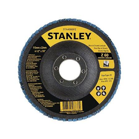 Disco Laminado STA4060FZ Stanley