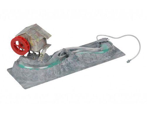 Oxigenador para aquários Litwin Riacho com casa