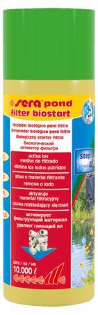 Acelerador biológico Sera Filter Pond Biostart 250ml
