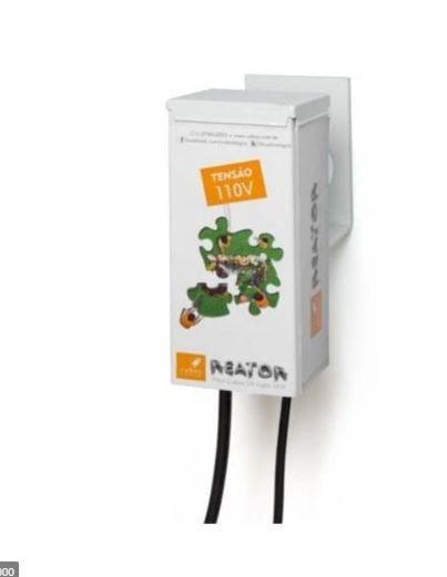 Conjunto elétrico c/ reator para UV de 16W 127v
