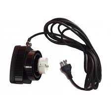 Conjunto elétrico c/ reator para UV PL de 55W Sarlo Cristalli Reflex 220V