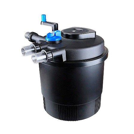 Filtro pressurizado Puri Press 20k para lagos de até 10.000 l C/UV de 36W 127V