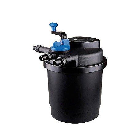 Filtro pressurizado Puri Press 2.5k para lagos de até 1500 l C/UV de 13W 220V