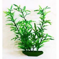 Planta plástica para ornamentação de aquários Higrofila Média - Mr Pet - 6273