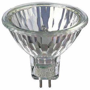 Lampada Dicroica MR16 12V 20W para reposição da Luminis Petra 20W