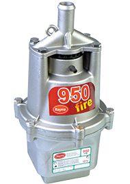 Bomba submersa para reservatórios, poços e captação de água - Rayma Fire 950 127V