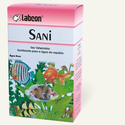 Sanitizante para aquários Alcon Sani 15ml