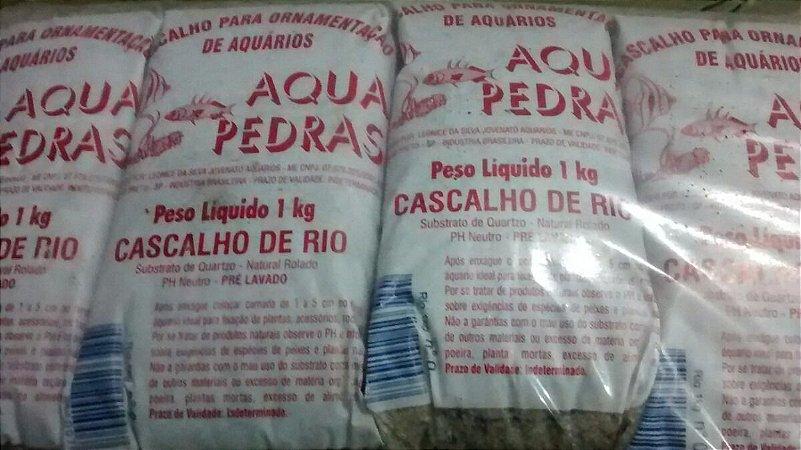 Cascalho de Rio Nº 1 - 10 kg