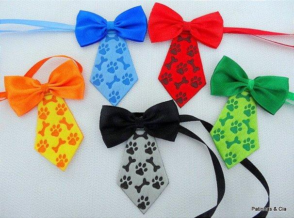 Gravatinha para cães - Macho