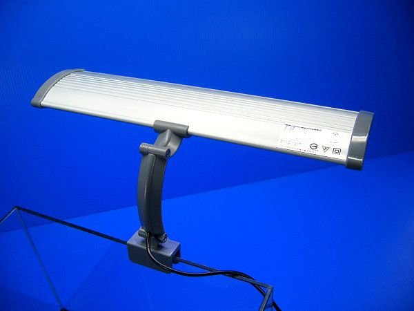 Luminária LED para aquários LED Energy Saving Clip Light White e Blue 30cm - Ista - 127v