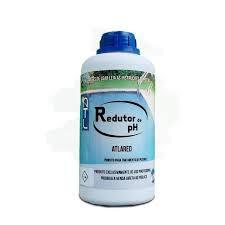 Redutor de pH para piscinas ATLARED 1 litro