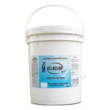 Cloro desinfetante em pó para Piscina ATLACOR POOL 10kg