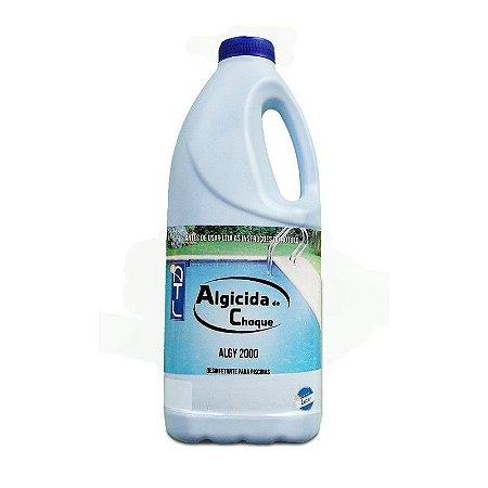 Algicida de choque para piscinas ATL ALGY 2000 - 2 litros