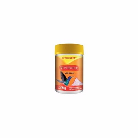 NuticonPet Alimento atrativo Nectar Beija-Flor 150g