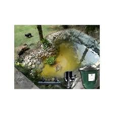Kit para lagos de até 2mx1m s/UV 127V - Manta de PVC