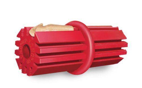 Brinquedo Kong Dental Stick Vermelho Médio