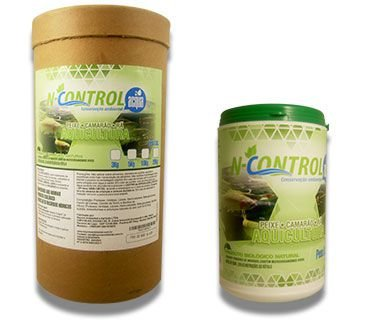 Redutor de lodo e detritos orgânicos N Control - 5KG