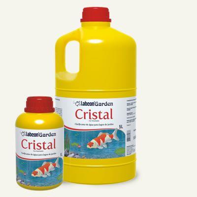 Aglutinante Labcon Garden Cristal (Floculador) 5lt