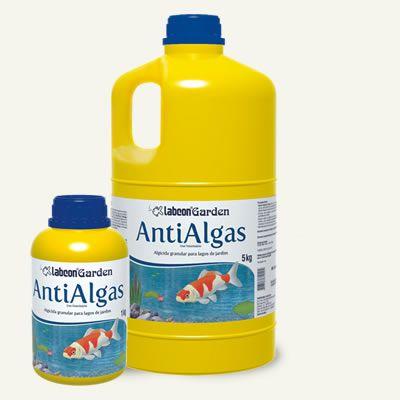 Algicida para lagos Labcon Garden antialgas 5kg